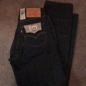 LEVI 501 Shrink to Fit
